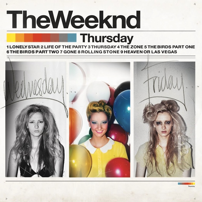 weeknd Thursday