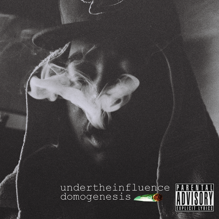 Domo Genesis Under The Influence Mixtape 2011 Album Cover Front OFWGKTA Odd Future