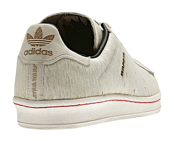 STAR WARS CAMPUS 80S WAMPA SHOES ADIDAS BACK