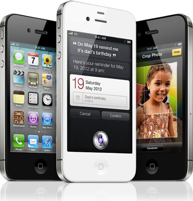 apple iphone 4s new 2011 ios5