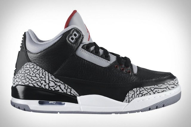 nike air jordan 3 retro re release