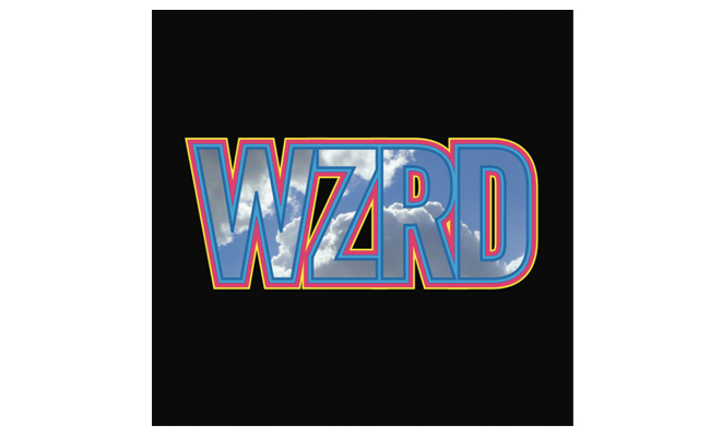 Wizard WZRD Kid Cudi Dot Da Genius Official Album Cover Art