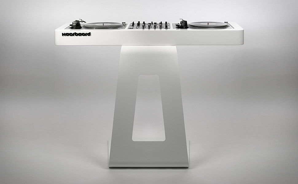 Hoerboard DJ Mix Table