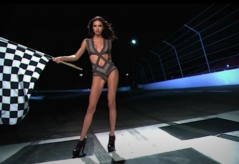 5 Hours of Adriana Lima by Kia