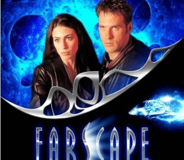 Farscape The Complete Series on Blu Ray
