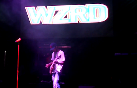 Kid Cudi & WZRD Perform Brake Live In Australia