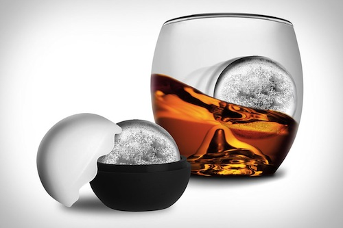 Roller Rock Whiskey Glass
