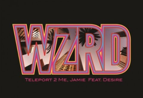 Teleport 2 Me Jaime Featuring Desire WZRD Cover Art