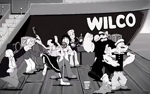 Wilco & Popeye Dawned On Me