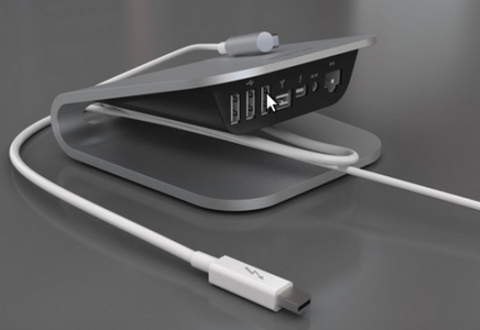 belkin thunderbolt dock for your Apple