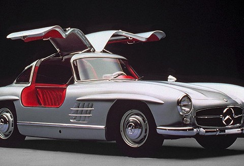60 Year Anniversary of the Mercedes-Benz SL