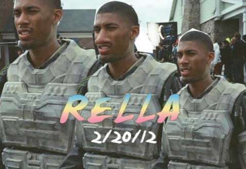 Rella Hodgy Beats Left Brain MellowHype Odd Future Tyler The Creator Music Video