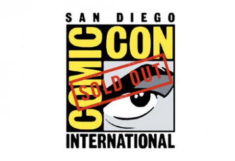 2012 San Diego Comic Con Sold Out