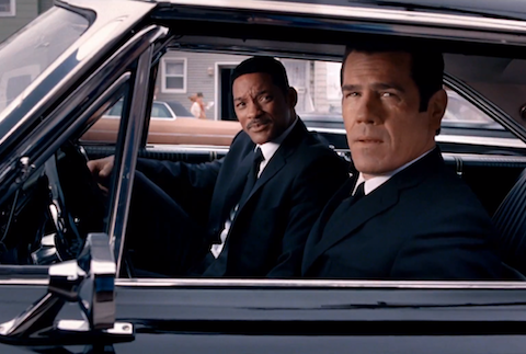 Men In Black 3 Full Length Trailer