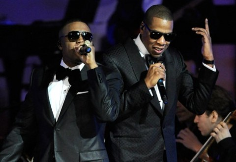 Jay-Z Performs at Carnegie Hall to Benefit the United Way of New York City and the Shawn Carter Foundation - Show - February 7, 2012